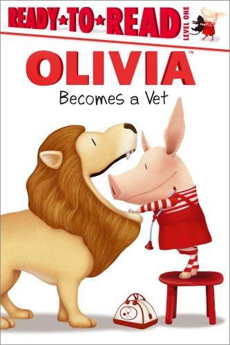OLIVIA Becomes a Vet (Olivia TV Tie-in)