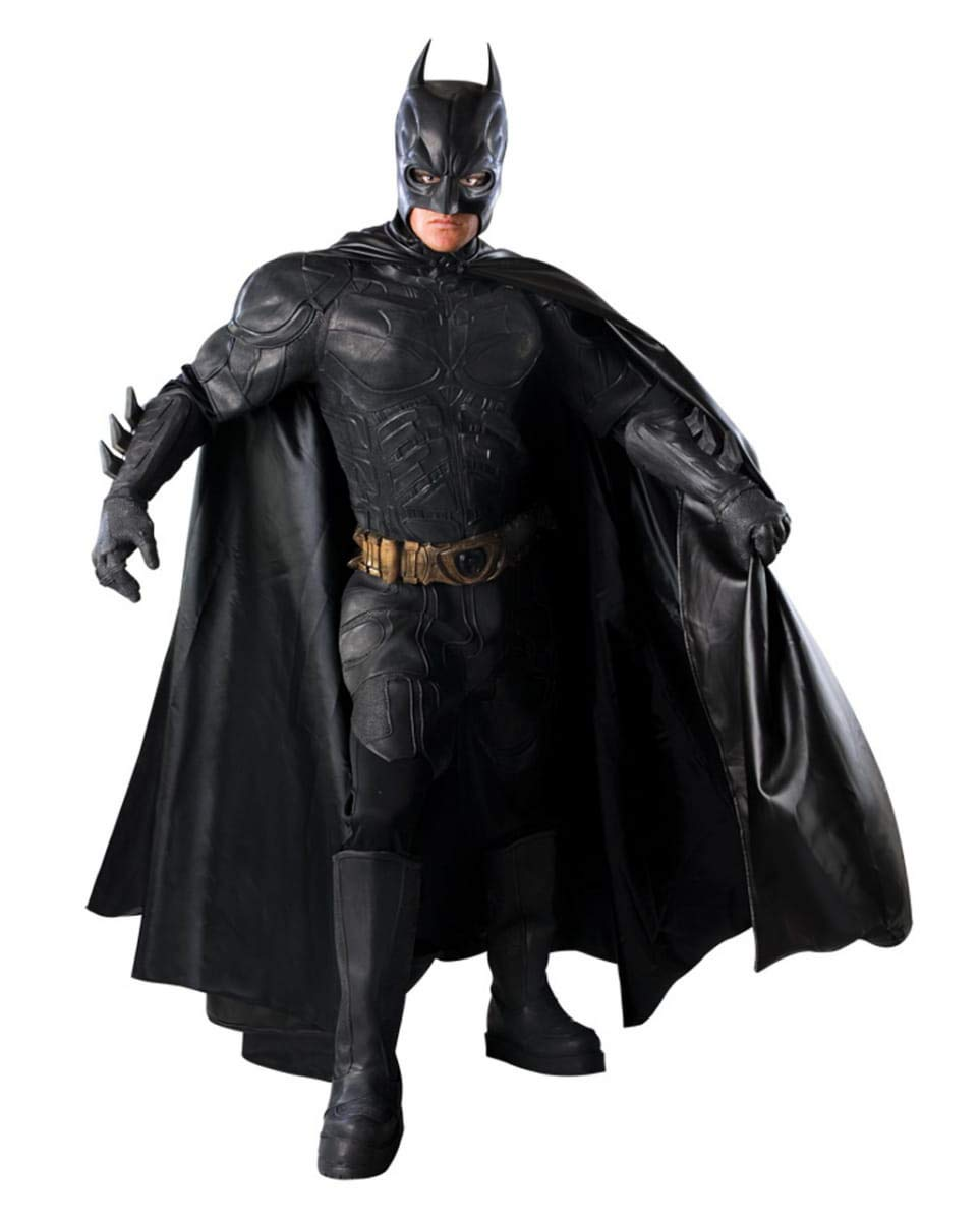 Batman Super Held Disfraz Deluxe 12 piezas): Amazon.es ...