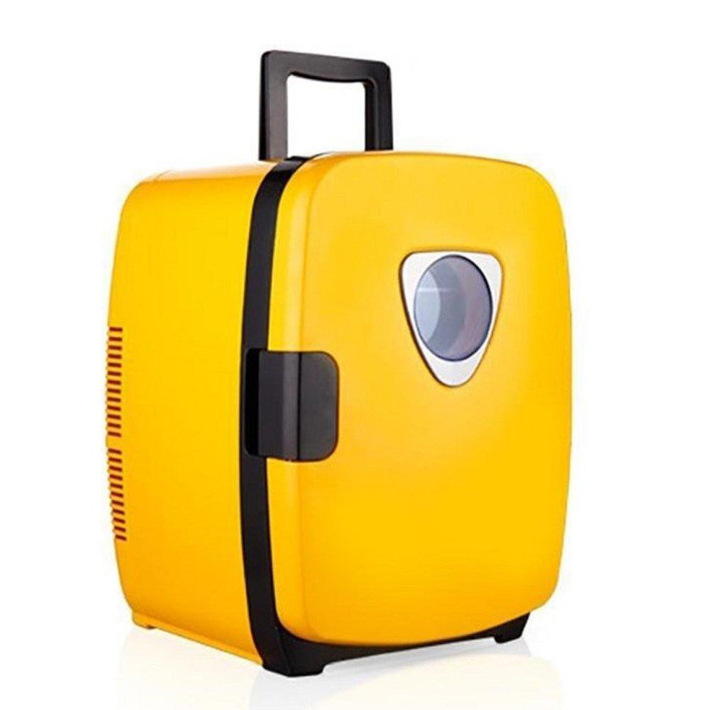 WJJH DRM Mini nevera eléctrica nevera caja de congelador de pie ...