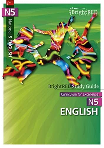 National 5 English Study Guide BrightRED Study Guides ...