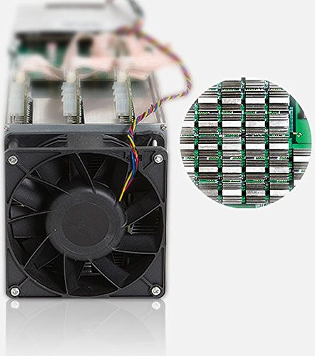 AntMiner T9 ~11 5TH/s @ 0 126W/GH 16nm ASIC Bitcoin Miner