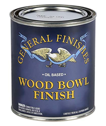 General Finishes Wood Bowl