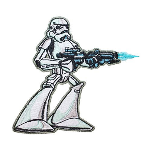 Application Star Wars Storm Trooper Patch