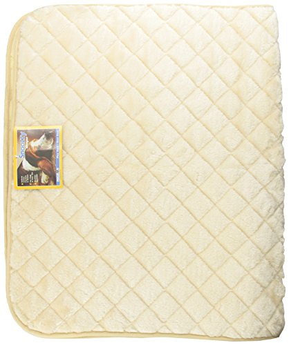 leeper 49 in. x 30 in. Natural (Snoozzy Pet Bed Plush)