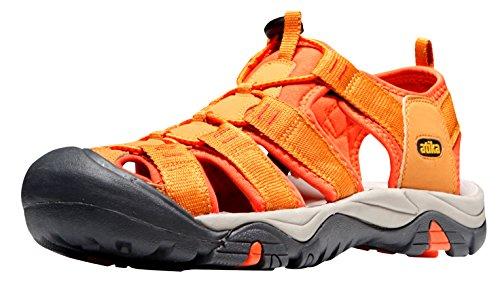 AT-M105-CA_290 (US M 10~11) Atika Men's sport sandals tesla Orbital trail outdoor sandal water shoes aqua running slide boots