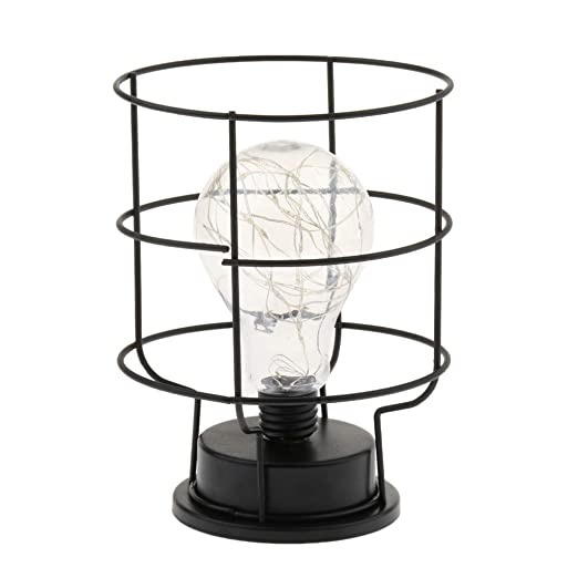 Amazon.com: Flameer Old Fashion - Cilindro de alambre de ...