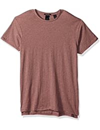Men's Chic Tee in Cotton/Tencel Quality with Clean Outlook
