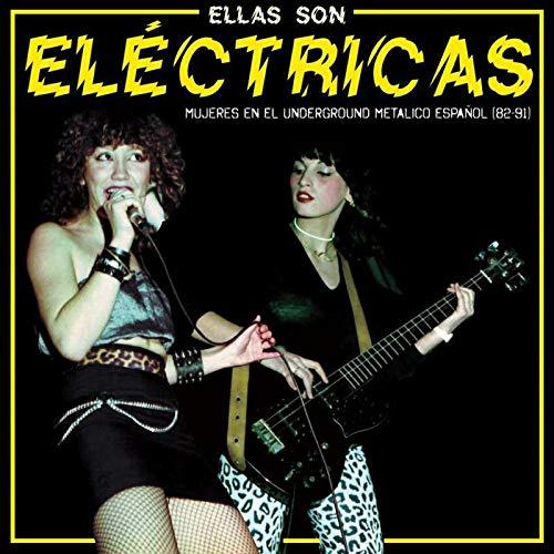 Ellas Son Electricas [Vinilo]