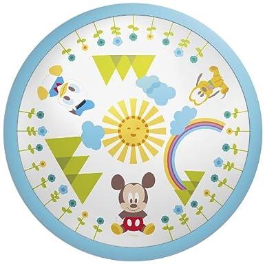 Philips e Disney Lampada da Parete o Soffitto LED Minnie Baby, Rosa [Classe di efficienza energetica A+] Disney Minnie Mouse 717603116 cameretta illuminazione