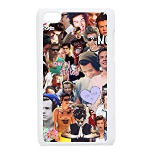 Harry Styles Unique Fashion Printing Phone Case for Ipod Touch 4,personalized cover case ygtg-324117