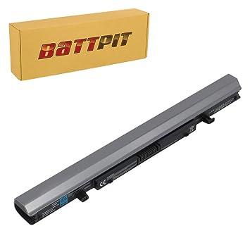 Battpit Bateria de repuesto para portátiles Toshiba Satellite U940-108 (2200 mah): Amazon.es: Electrónica