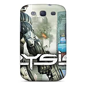 Tpu JackieAchar Shockproof Scratcheproof Crysis 2 Games Hard Case Cover For Galaxy S3