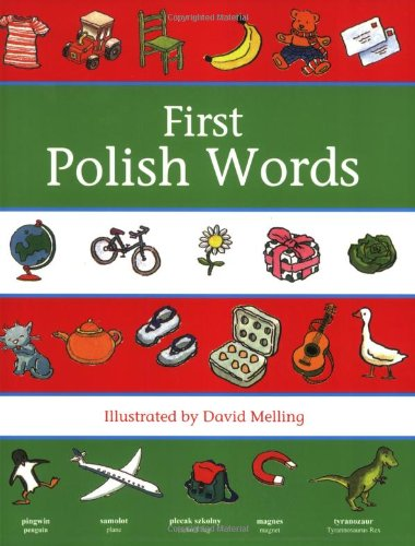 Oxford First Polish Words (First - First Oxford