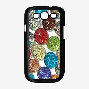 Glitter Rocks- Plastic Phone Case Back Cover HTC One M7 HTC One M7
