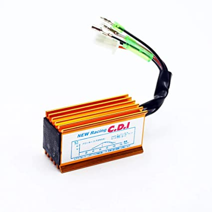 New Racing Cdi Wiring Colors - Wiring Diagrams on