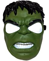 Marvel Superhero The Avengers Costume LED Light Eye Mask