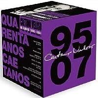 Quarenta Anos Caetanos 4 - 10 CDs + 1 (95/07)