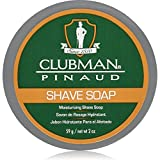 Clubman Pinaud Shave Soap 2 oz (Pack of 4)