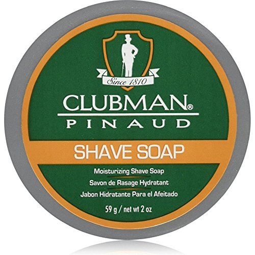 Clubman Pinaud Shave Soap 2 oz (Pack of 4) by Clubman