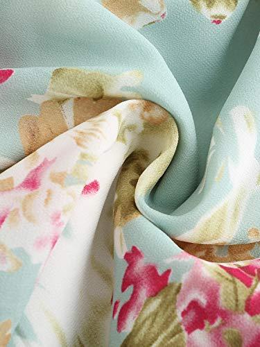 Floral V-Neck Short Wrap Jumpsuit