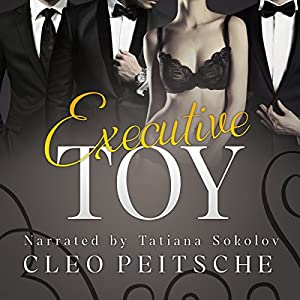 Executive Toy, Volume 1 Audiobook