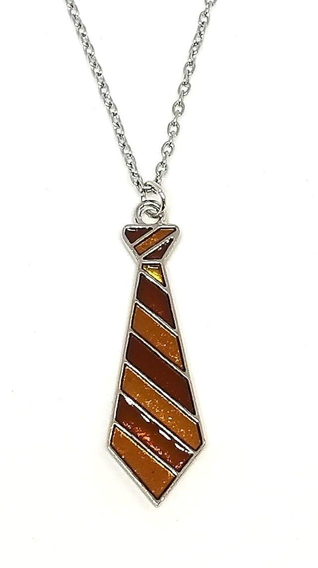 Wizarding Apothecary Harry Potter Gryffindor - Collar con Corbata ...