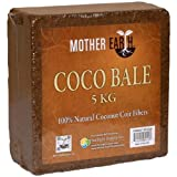 Mother Earth Coco Bale | 5kg | 100% Natural Coconut Fiber