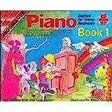 Young Beginner Piano Method Book 1 Bk/Cd/Dvd