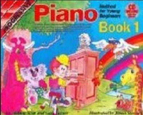 CP18326 - Progressive Piano Method for Young Beginners - Book 1 (Progressive Young Beginners)