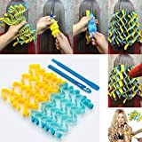 36 Pcs DIY Hair Rollers Night Sleep Hair Curler Styling Rollers Flexible Soft Pillow Hair Rollers - No Heat for Women & Kids (36PCS)
