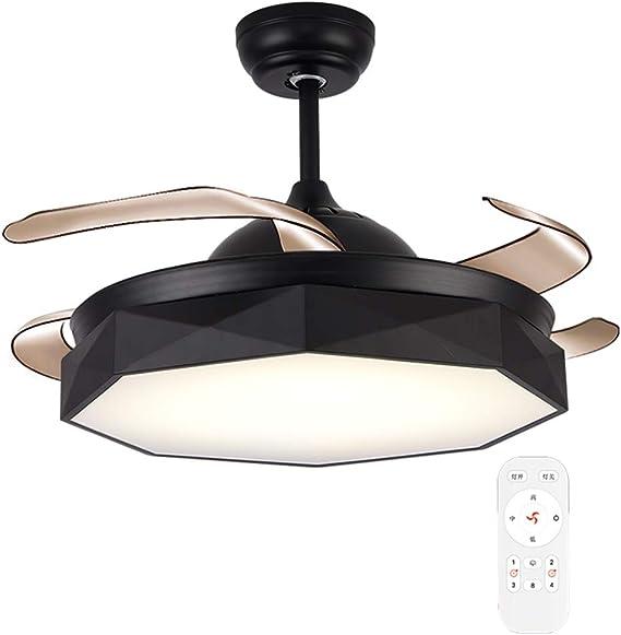 Ventilador de techo se Puede Apagar con regularidad Mudo Hardware ...