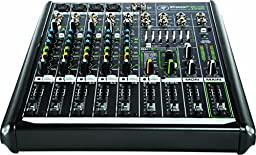 Mackie PROFX8V2 8-Channel Compact Mixer with USB and Effects