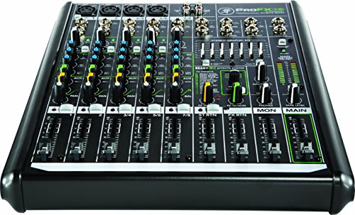 Mackie PROFX8V2 8-Channel Compact Mixer with USB and Effects by Mackie (Image #2)