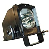Lampsi 915B441001 Replacement TV Lamp with Housing for Mitsubishi Televisions 1-Year-Warranty