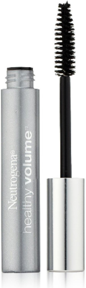 Amazon.com : Neutrogena Healthy Volume Mascara, Black [02], 0.21 oz (3 Pack) : Beauty