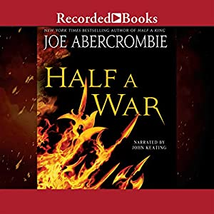 Half a War Audiobook
