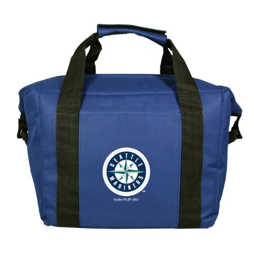 MLB Seattle Mariners Soft Sided 12-Pack Cooler Bag ()