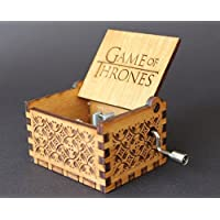 Bigaxi Game Of Thrones Hand Cranked Collectable Music Box (Multicolour)