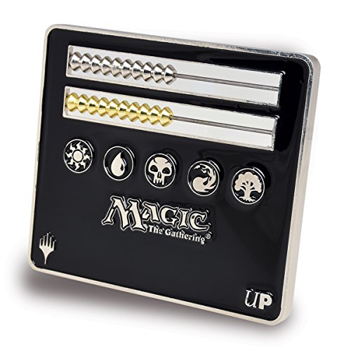 Magic: The Gathering Abacus Life Counter in Gloss Black ()