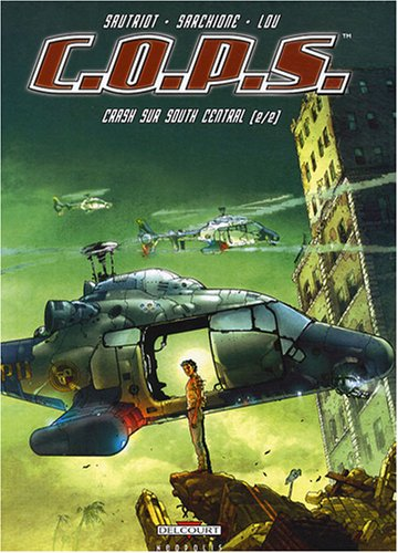 C.O.P.S., Tome 2 (French Edition) pdf