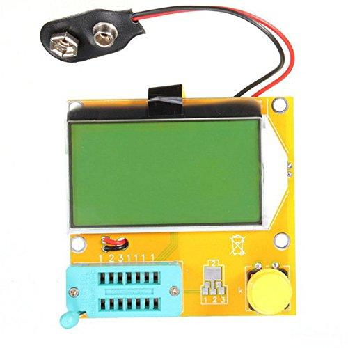 Ils - LCR-T3 Transistor Tester Resistance Capacitance Diode Esr SCR Inductance Meter