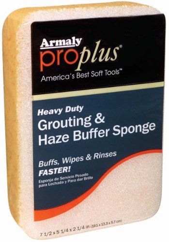 ProPlus Sanded Grouting with Haze Buffer