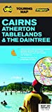 Cairns Atherton Tableland & The Daintree UBD Map 1:25K (Touring Map)