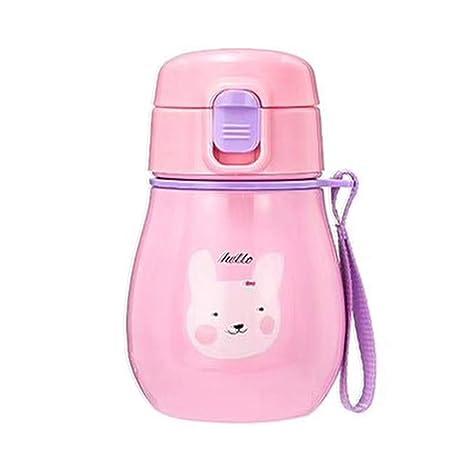 Antrygobin Botella de agua de acero inoxidable para bebé ...