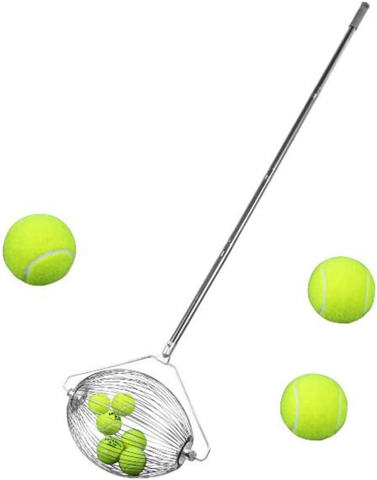 LYN&xxx Bola del colector, Picker Bola Recoge Pelotas de Golf y dispensación con Facilidad sin Volver flexión para el Tenis, Tenis de Mesa, Bolas de Golf o Pickleba