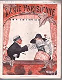 La Vie Parisienne 11/5/1921-spicy early French girlie mag-Good Girl Art-VG