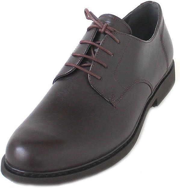 TALLA 42 EU. Camper Neuman, Zapatos de Cordones Derby para Hombre