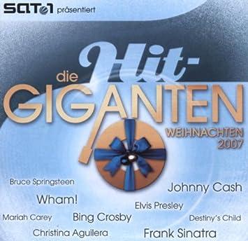 Hit Giganten Weihnachten.Die Hit Giganten Weihnachten 2007