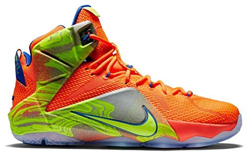 ed4a9f1b2e2 Nike Lebron XII Six Meridians 6 12 Men Basketball Shoes New (10.5) - Buy  Online in UAE.