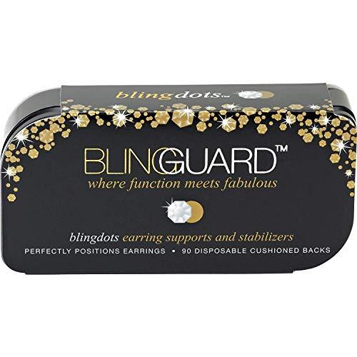 - Blingguard Bling Dots for Earrings Box of 90 By Us Gems